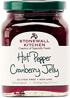 product image for Stonewall Kitchen Hot Pepper Cranberry Jelly, 12.75 oz.
