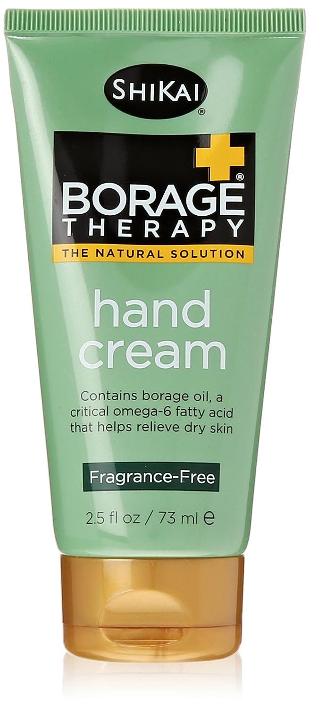 ShiKai Hand Cream Fragrance Free, 2.5-Ounce 40222