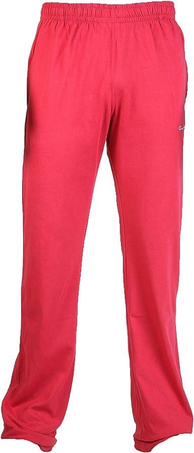 Champion - Pantalones Chandal Casual diseño Liso Caballero ...
