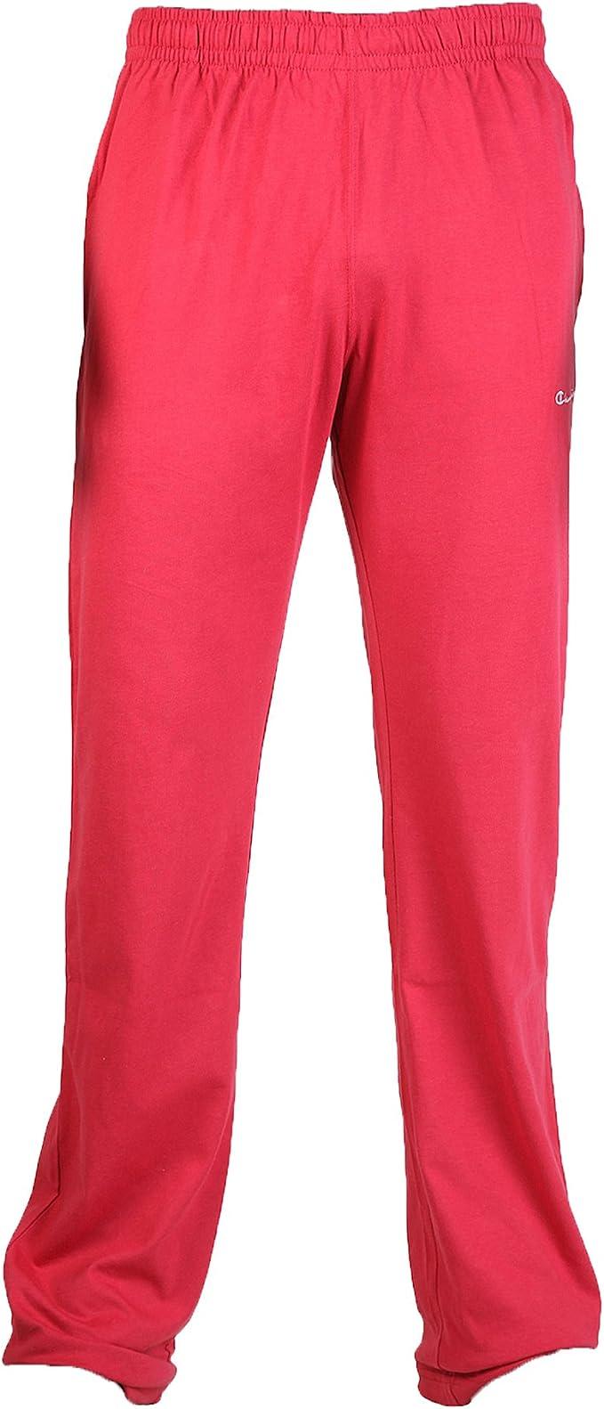 Champion - Pantalones Chandal Casual diseño Liso Caballero Hombre ...