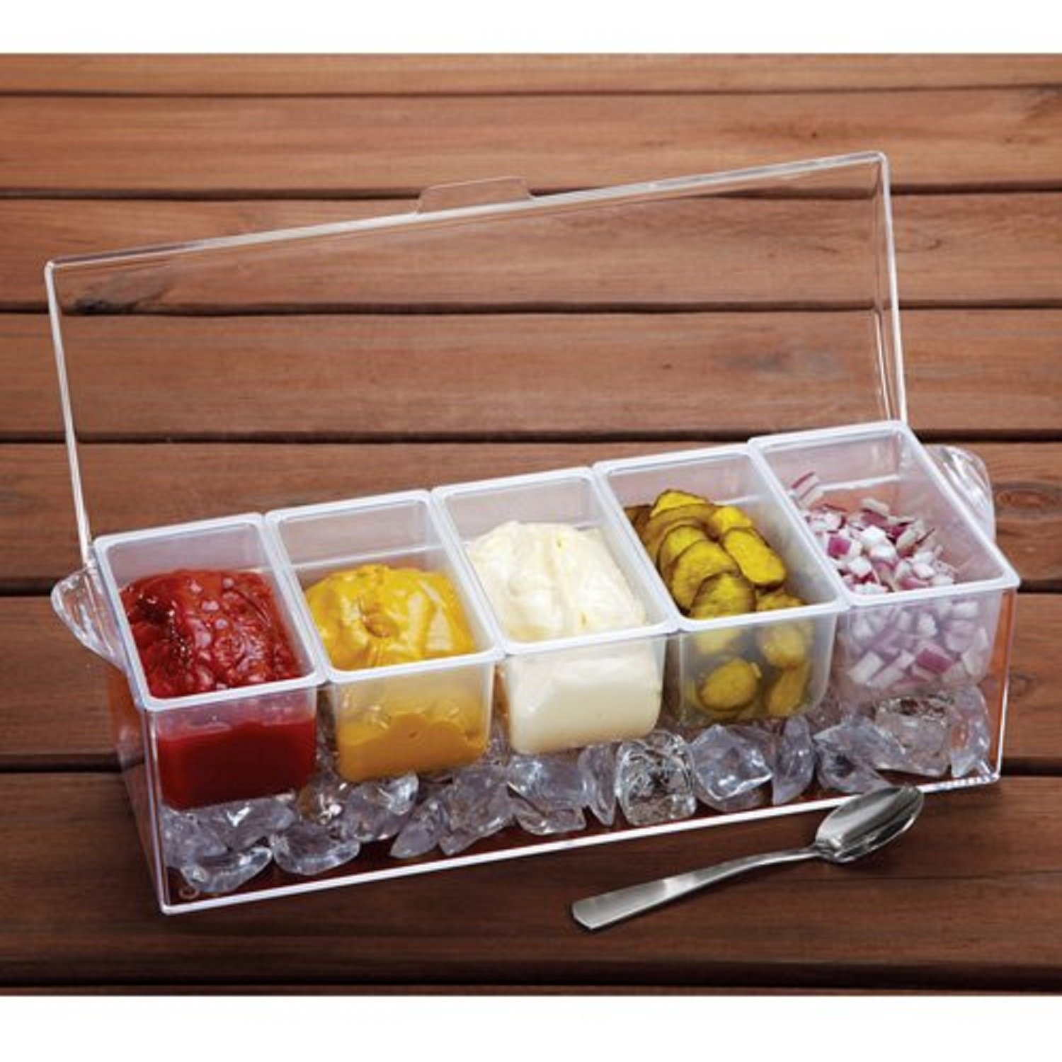 Chilled Condiment Server by Jumbl