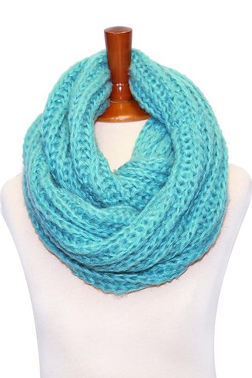 fotos oficiales 715e8 9acc2 10 bufandas tejidas que podrás combinar con tu atuendo este ...