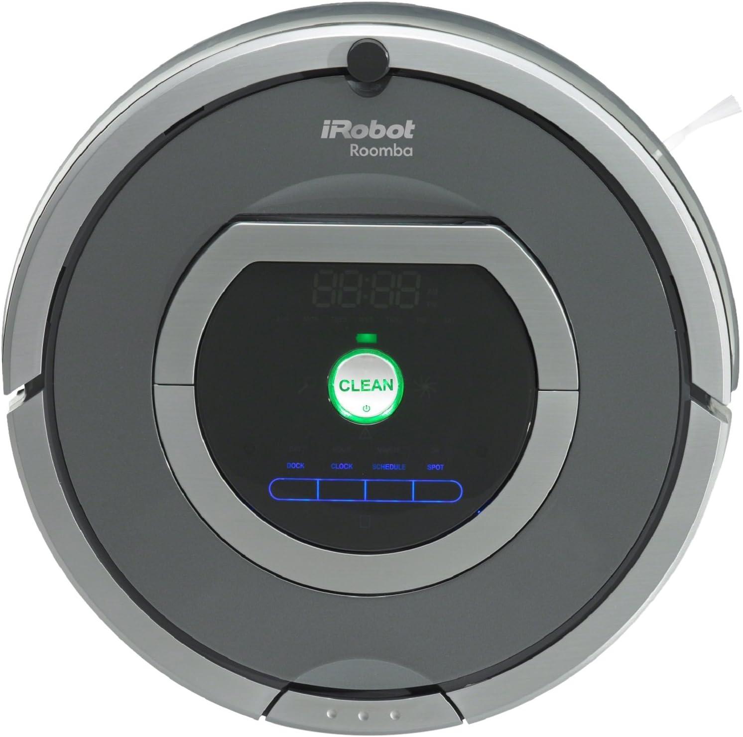 iRobot Roomba 782 Aspirateur Robot, système de nettoyage