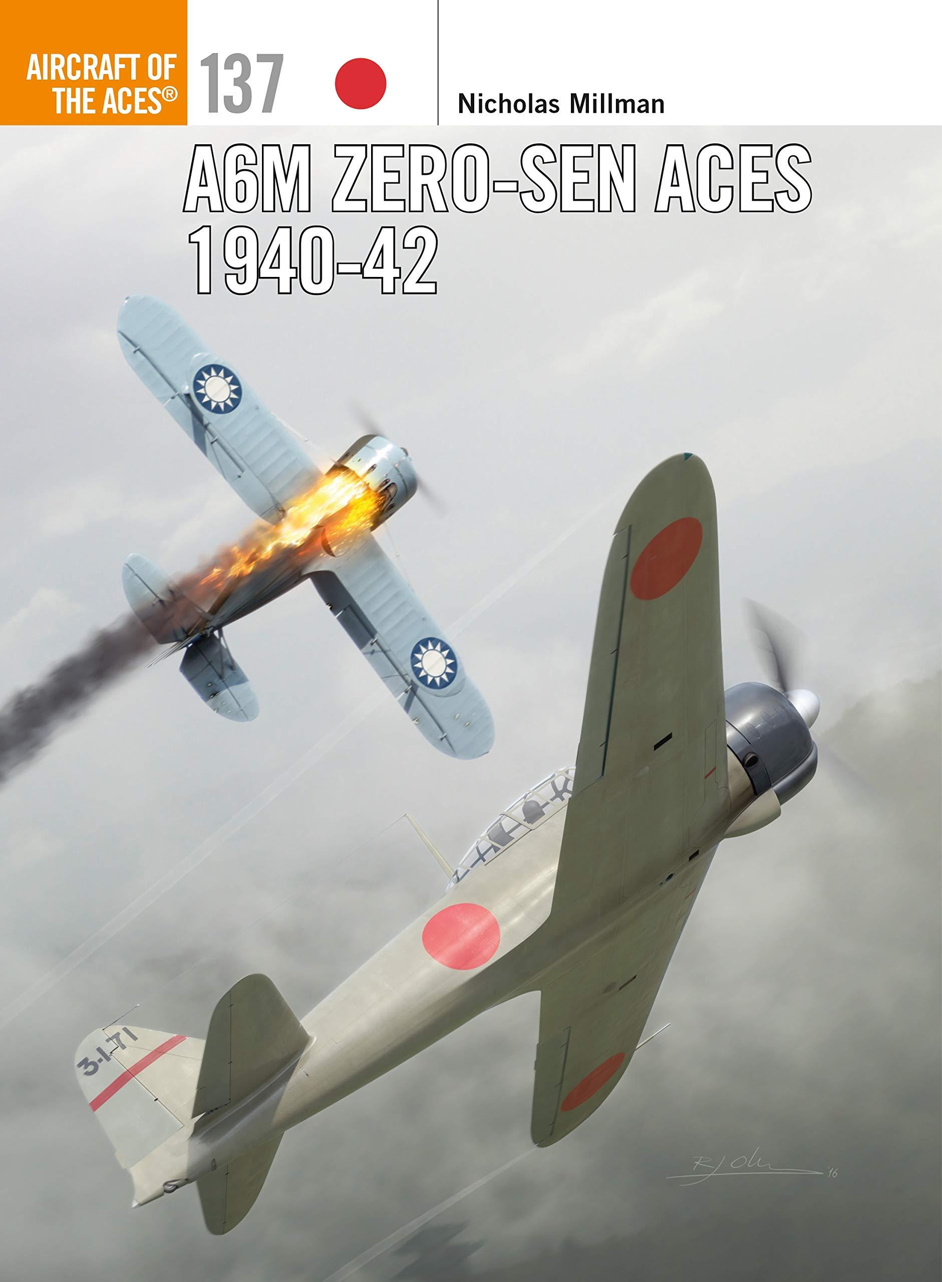 A6M Zero-sen Aces 1940-42 (Aircraft of the Aces): Nicholas