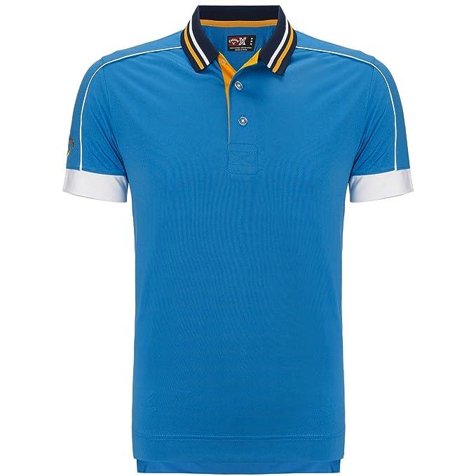 Callaway Apparel - Polo - para Hombre Azul Azul Sueca: Amazon.es ...