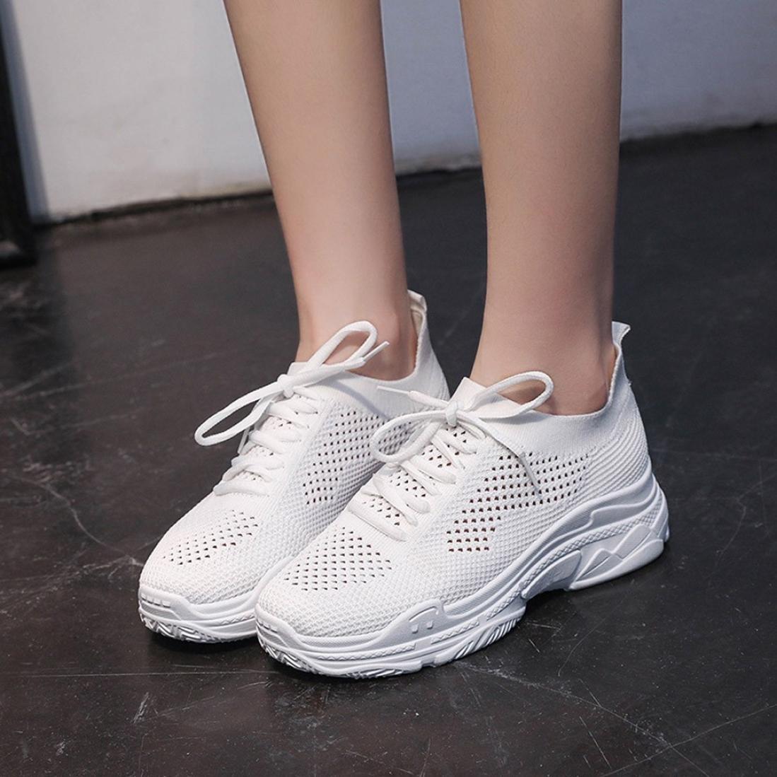Zapato deportivo mujer, Covermason Calzado deportivo para mujer para caminar: Amazon.es: Ropa y accesorios