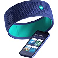 HoomBand Wireless | Bluetooth Innovative Headband for Sleep, Travel, Meditation | Charging Cable Included & Free Access…