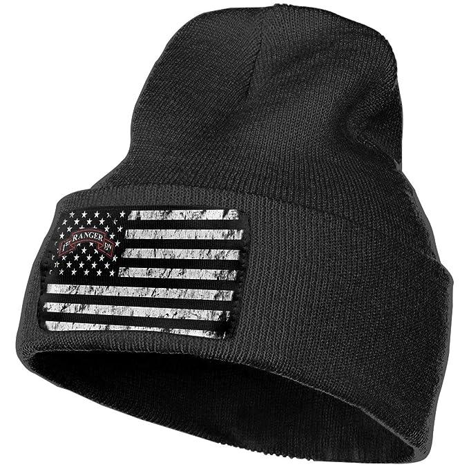 253e243e9 Xoshysowppp 1st Ranger Battalion USA Flag Black Unisex Mens Womens ...