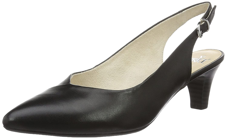 Black sandals ebay uk - Image Is Loading 6 Uk Black Caprice Footwear Women S 29699