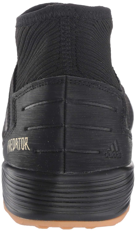 Adidas Predator 19.3 Chaussures de Football d'intérieur pour Homme Black/Black/Gold Metallic