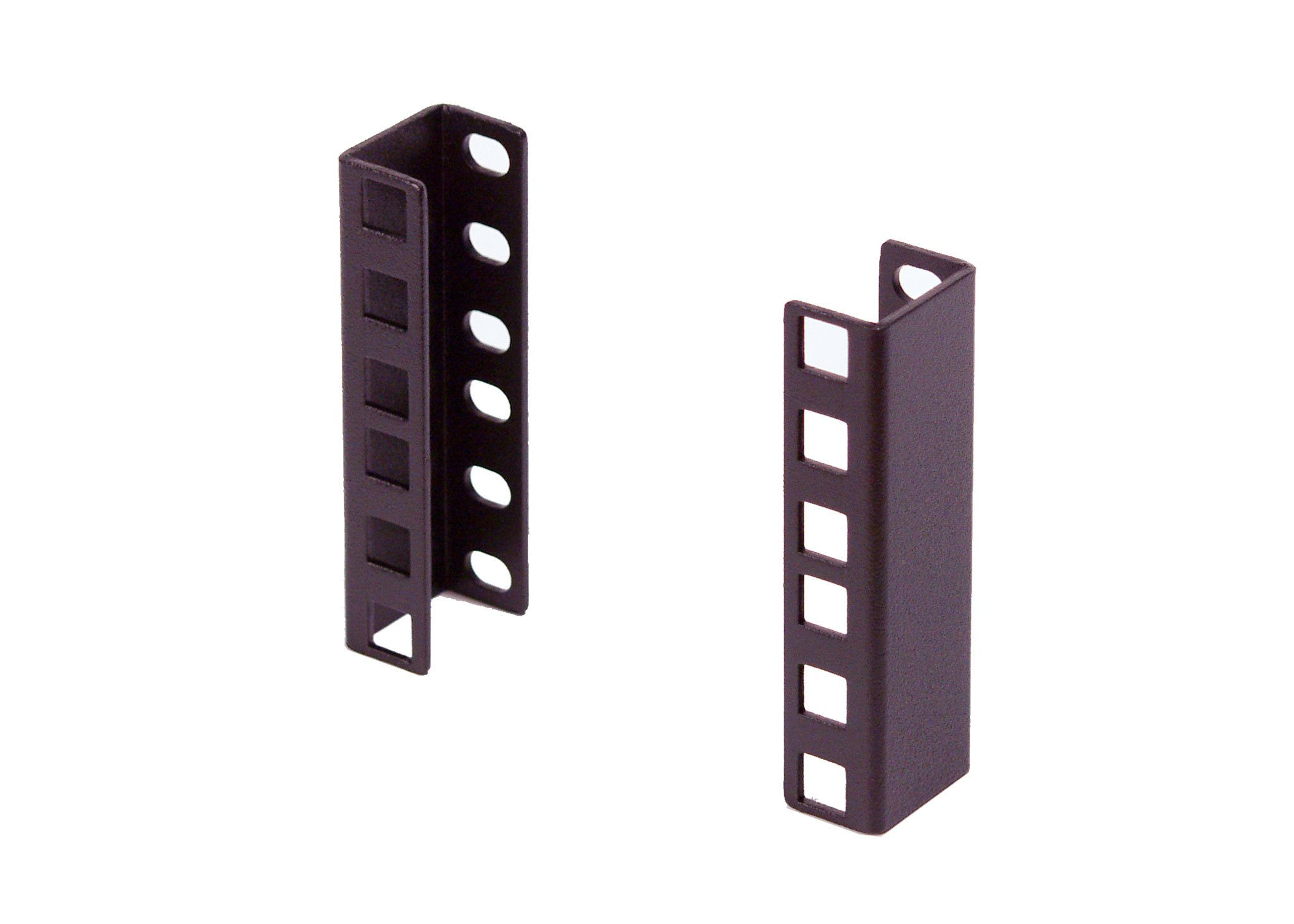 RCB1061-2U Rackmount 2U Rack 1.1'' Extender for 19'' or 23'' Rack Cabinet or wall mount cabinet