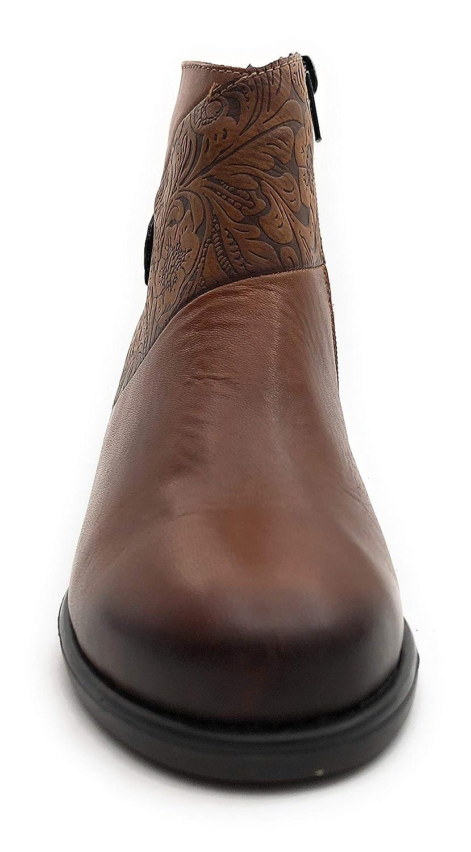 R2677 Bottes Semelle Remonte AmovibleOui Et Boots Marron Femme rCxdBeo