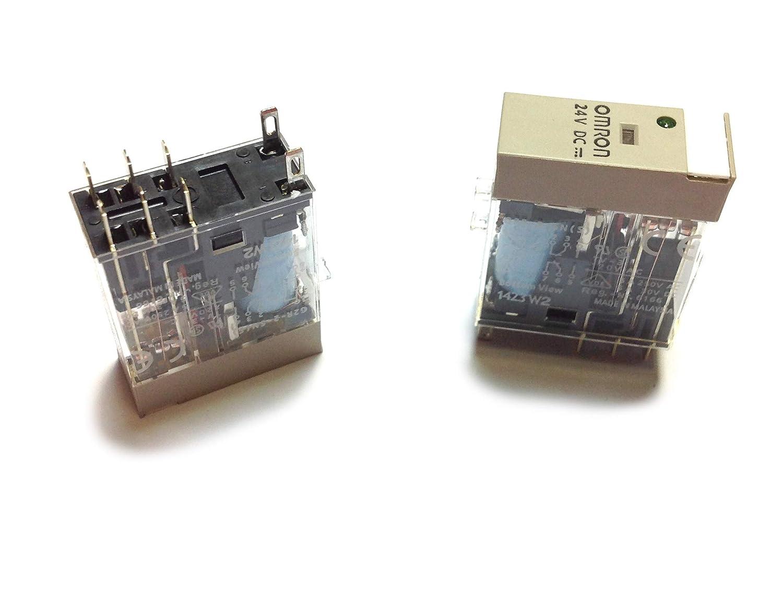 G2R-2-SN 24DC (S) | G2R-2-SN 24DC(S) | 143419 | OMRON RELAY 24VDC