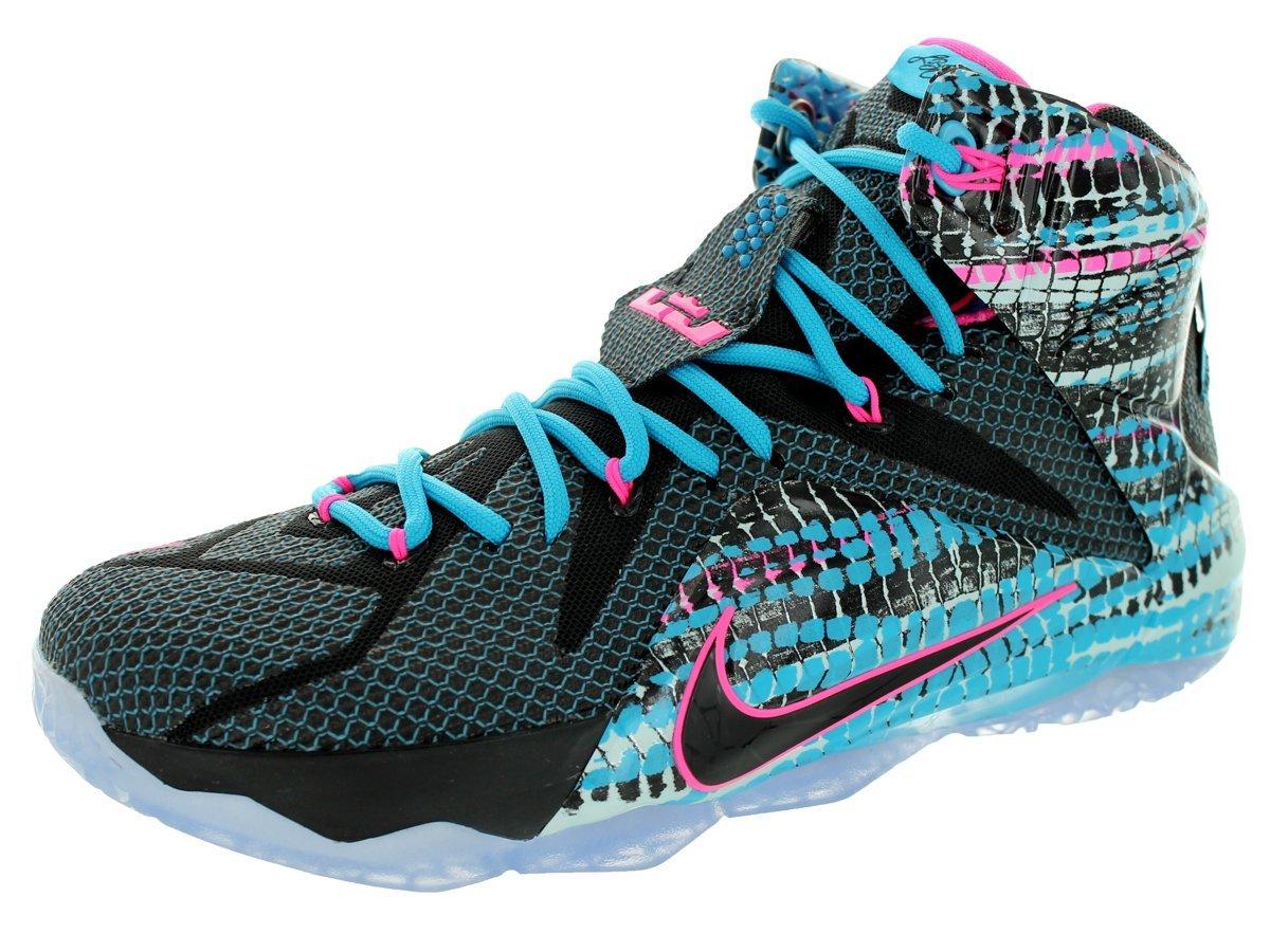 Amazon.com | NIKE Lebron XII Men\'s Basketball Shoes | Shoes