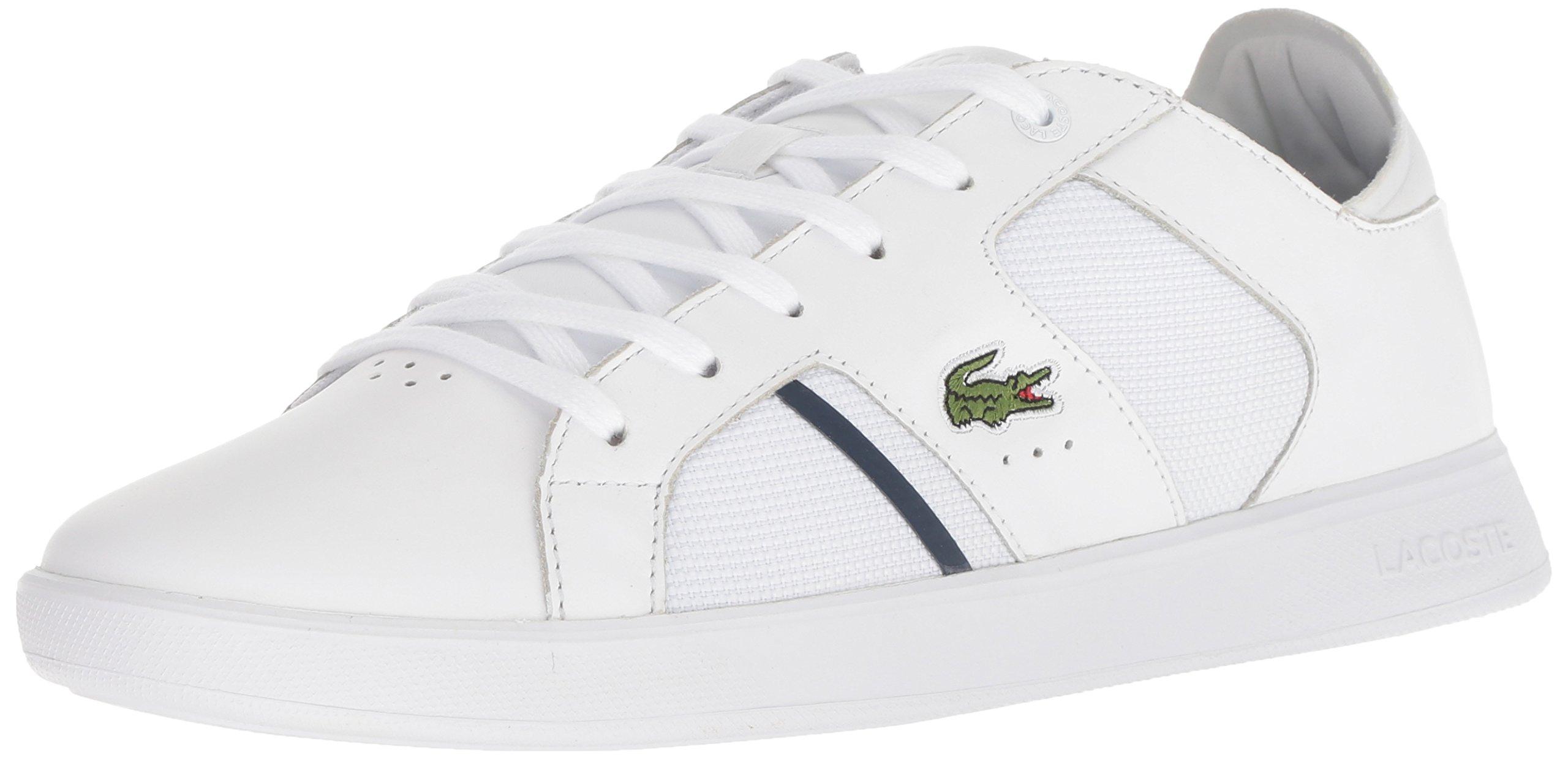 b10a89aa4 Galleon - Lacoste Men s Novas Sneaker