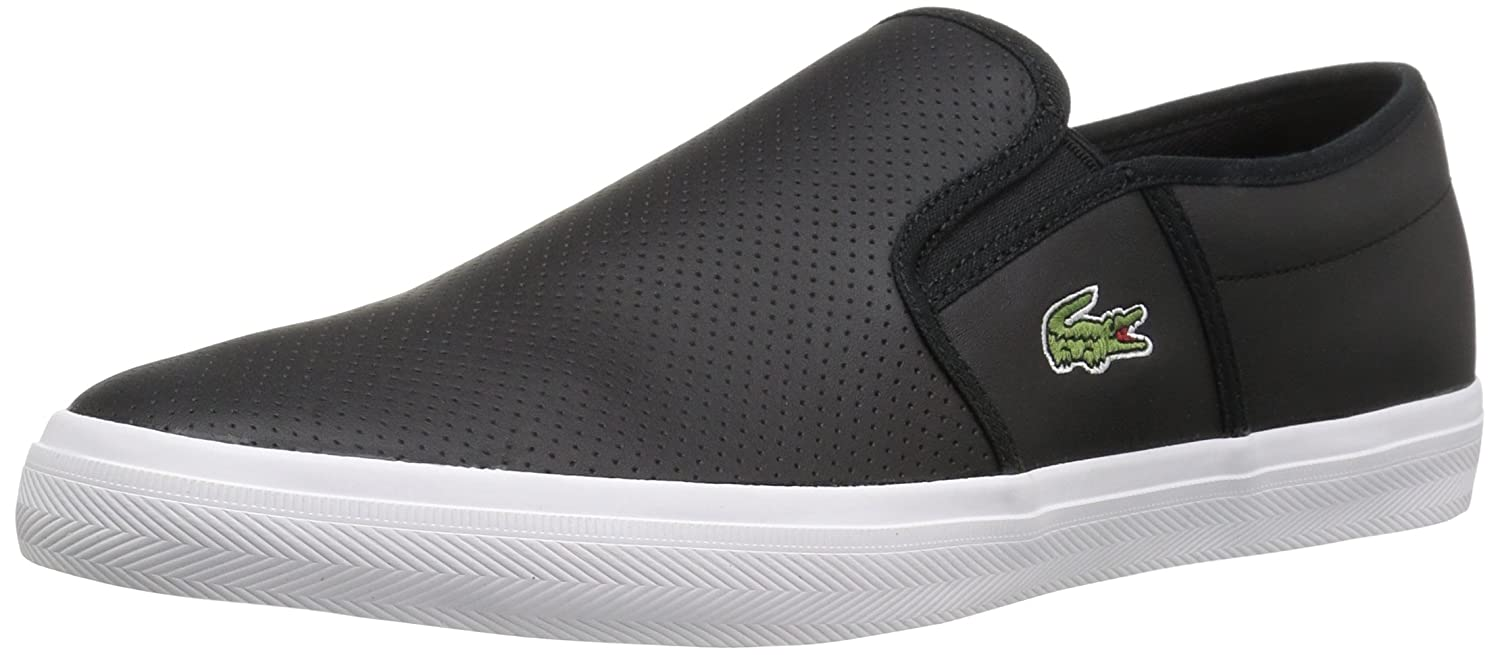 8f8ba03e45 Lacoste Men's Gazon Fashion Sneaker