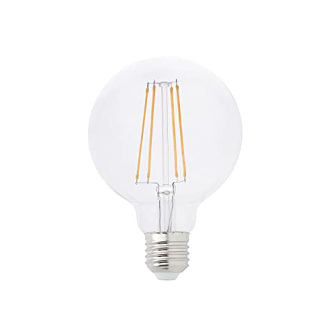 Faro Barcelona E27 LED 17415 - Bombilla (bombilla incluida) LED, 4W, metal