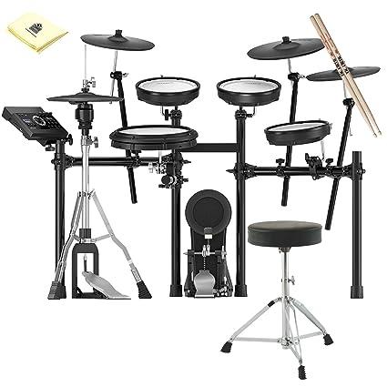 Amazon com: Roland V-Drums TD-17KVX 5-piece Electronic Drum