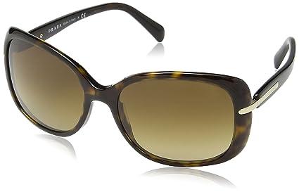 Amazon.com: Prada PR08OS - Gafas de sol: Prada: Sports ...