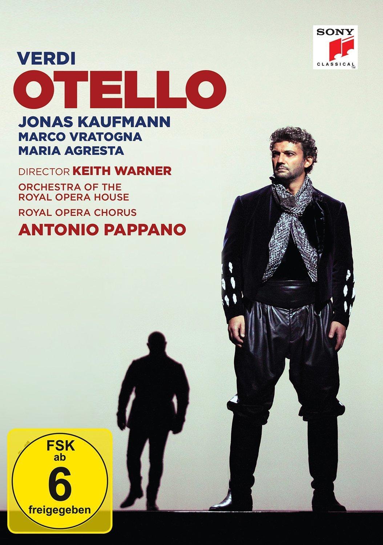 DVD : Jonas Kaufmann - Otello (DVD)