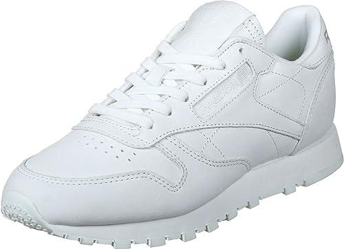 Reebok Cl Leather FBT Suede Sneaker