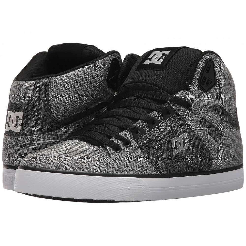 (ディーシー) DC メンズ シューズ靴 スニーカー Pure High-Top WC TX SE [並行輸入品] B07C9RWT7K