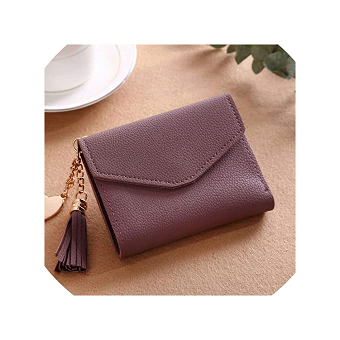 c3015851bdaa Long Wallet Women Purses Tassel Coin Purse Card Holder Wallets ...