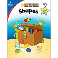 Shapes, Grades Pk - K: Gold Star Edition