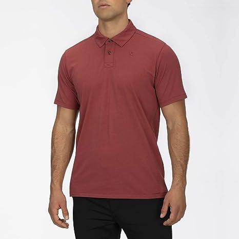 Hurley M DF Harvey Solid Polo S/S - Camisa Hombre: Amazon.es: Deportes y aire libre