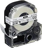 キングジム テープカートリッジ テプラPRO アイロンラベル 18mm SF18K