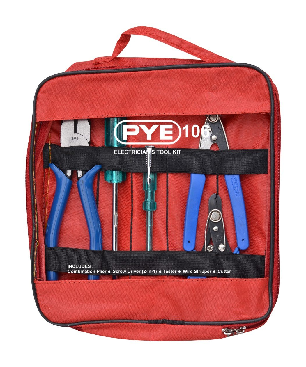 PYE 106 Electrician Tool Kit For Car &Bike (Set of 5)