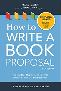 Amazon thinking like your editor how to write great serious how to write a book proposal the insiders step by step guide to fandeluxe Gallery