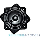 Recliner-Handles Replacement Swivel Plate for Chair 10 1/4 inch Chair Swivel