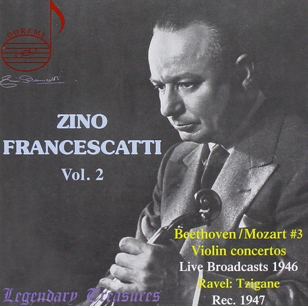Zino Francescatti, Vol. 2