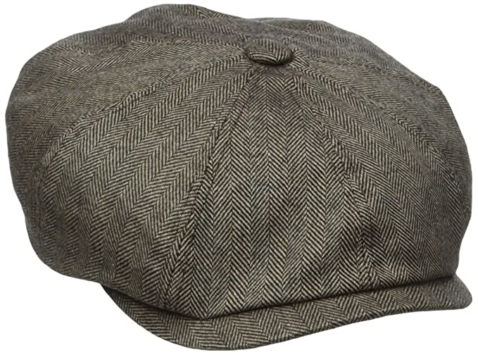3da643397c9 Stetson Men s Cashmere Silk Blend 8 4 Cap with Lining at Amazon ...