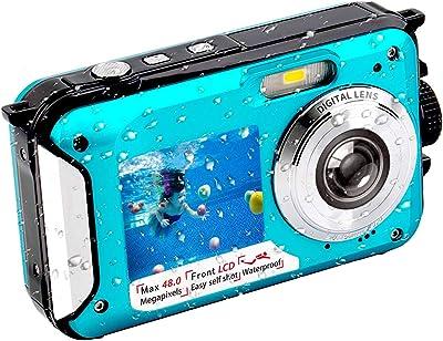 Underwater Camera Waterproof Digital Camera