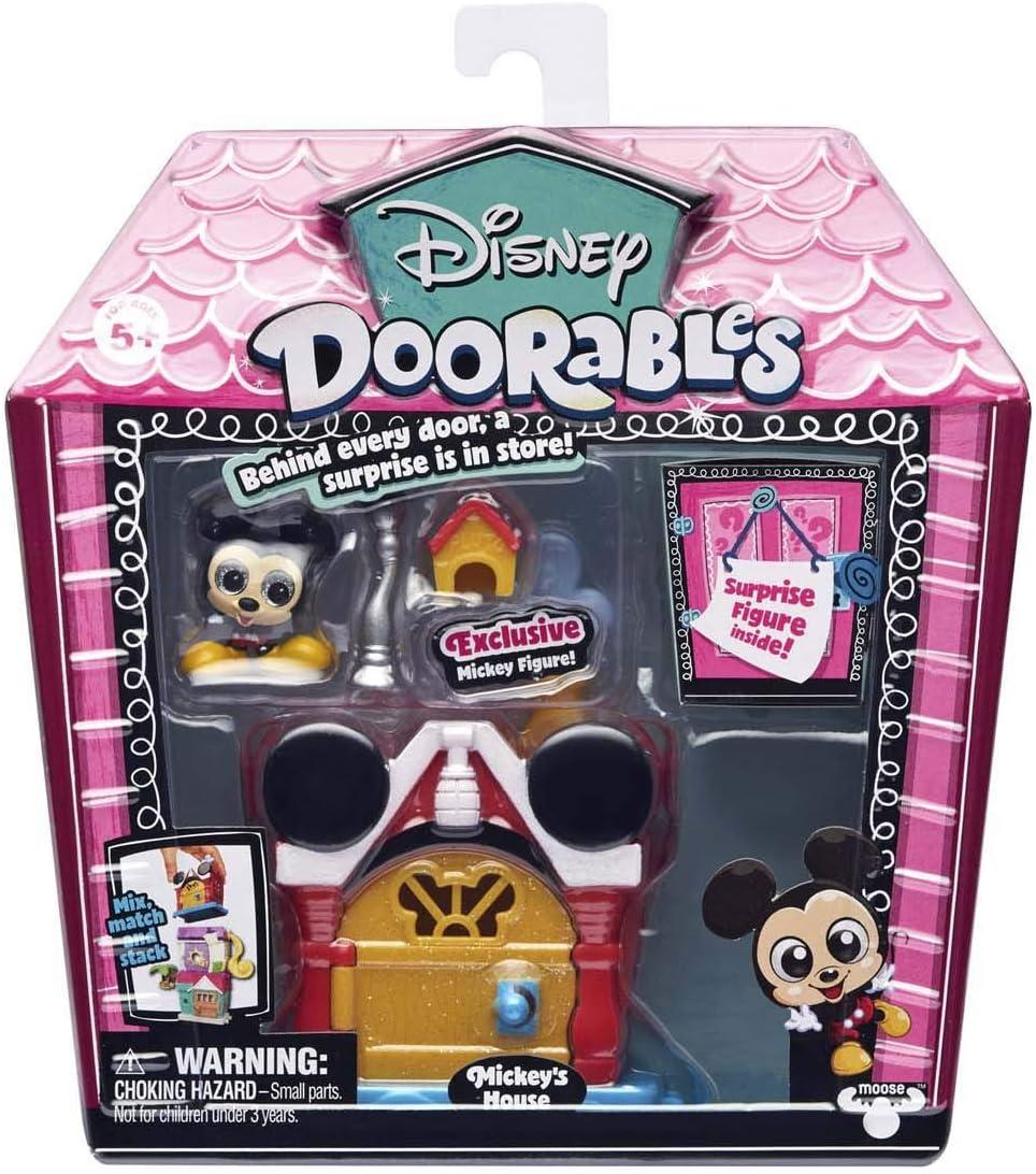Disney Doorobles 14653F Mini casa Topolino. Famosa