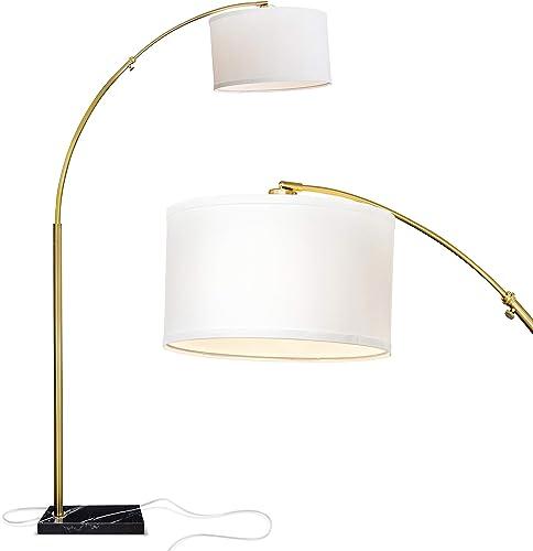 Brightech Logan Modern Floor Lamp