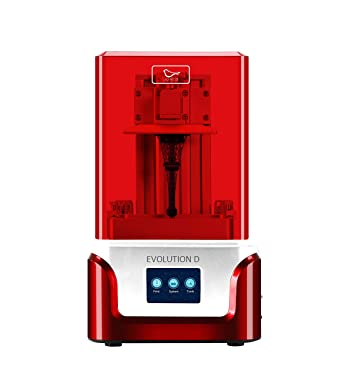 2020 JUNCO Evolution D Impresora 3D, UV LCD de resina con riel de ...