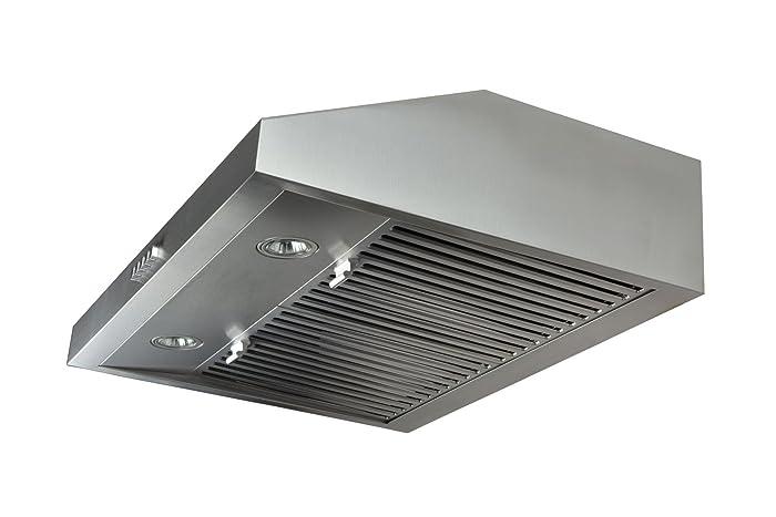 """Blue Ocean 30"""" RH76UC Stainless Steel Under Cabinet Kitchen Range Hood"""
