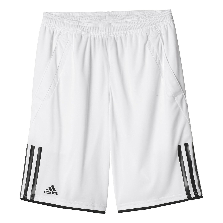 adidas Jungen Oberbekleidung Club Bermuda weiß 140 AJ3255 ADIEY #adidas