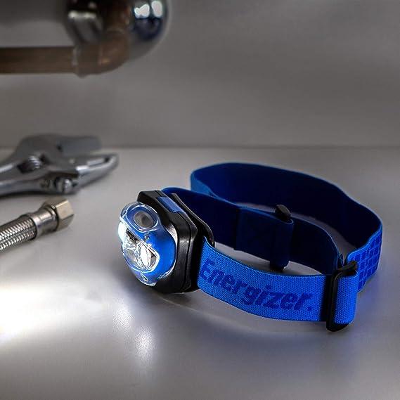 Vision Frontale Energizer 100 Lumens Headlight Lampe yvIY6gbf7m
