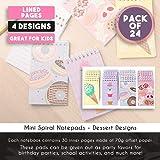Spiral Notepad – 24-Pack Top Spiral