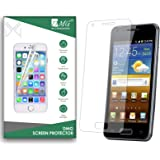 Tempered Glass for YU Yuphoria, DMG Ballistic Curved Glass Screen Protector for YU5010A