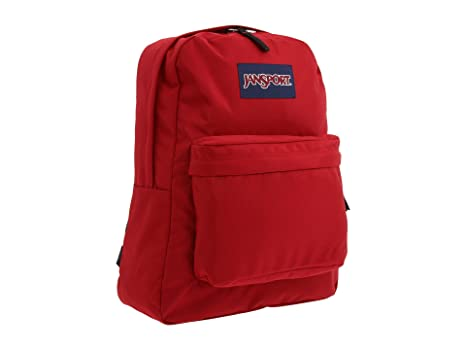 c4ac80426204 Image Unavailable. Image not available for. Color  JanSport Superbreak  Backpack (Viking Red)