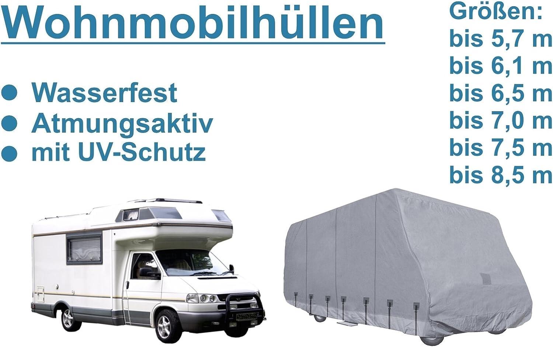 """Schutzhülle """"Robust"""" für Wohnmobile bis 110,10 m Länge (10,10 x 10,1010 m / Breite  x Höhe)"""