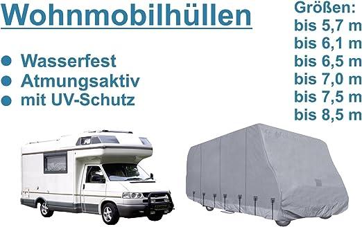 Schutzhülle Robust Für Wohnmobile Bis 7 0 M Länge 2 38 X 2 20 M Breite X Höhe Auto