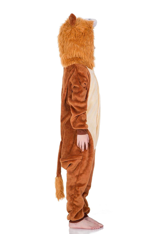 UMIPUBO Pijama Animal Ni/ña Unisexo Cosplay Traje Disfraz Ni/ña Animal Pijamas Onesies Ropa de Dormir Halloween y Navidad