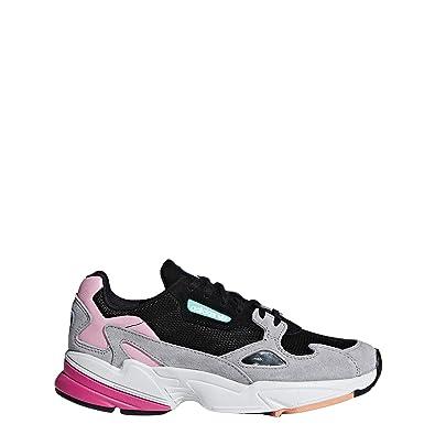 Adidas Women's Falcon W CblackLgrani Running Shoes 8 UK
