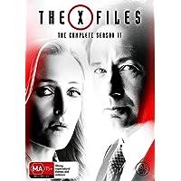 X FILES, THE SEAS: 11 (3 DISC)